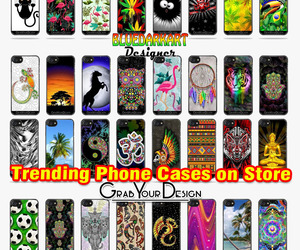 shopping online, samsung galaxy cases, and trends image