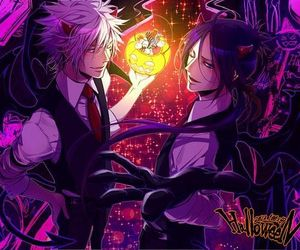 anime, rokudo mukuro, and Halloween image