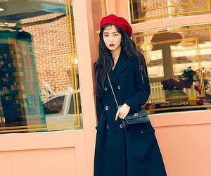 aesthetic, korean, and red velvet image