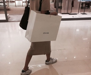 shopping, aesthetic, and celine image