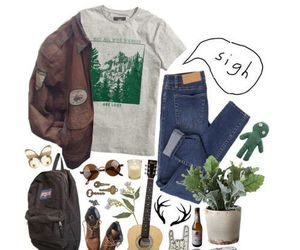 fashion, teenager, and jeans image