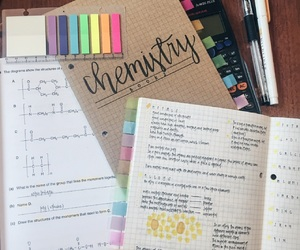 school, study, and chemistry image