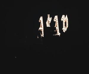 concert, a$ap, and a$ap mob image