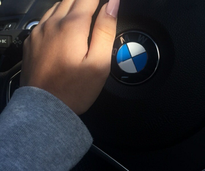 bmw, car, and my love image