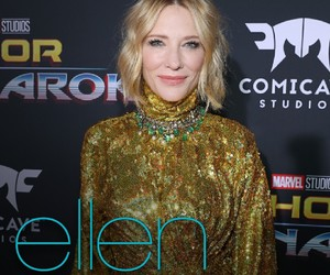 beauty, cate blanchett, and style image
