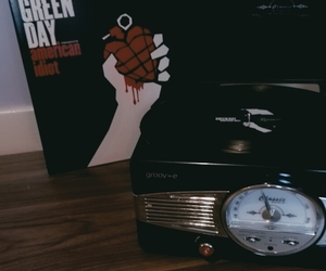 classic, green day, and record image