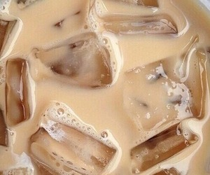 coffee, college, and iced image