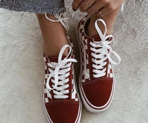 shoes, sneakers, and jeans image