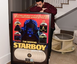 starboy, the weeknd, and abel xo image