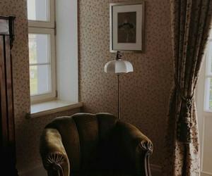 interior, vintage, and retro+ image