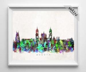 cityscape, etsy, and skyline image