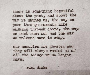 memories, past, and quotes image