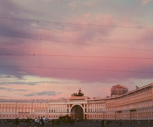 pastel, pink, and russia image