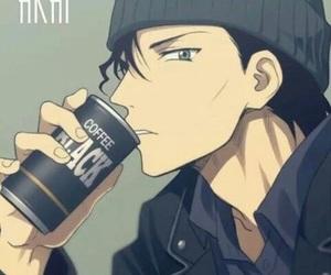 conan, akai shuichi, and detective image