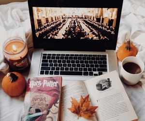 autumn, movie, and bedroom image