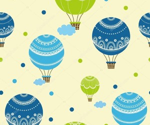 background, balloon, and balloons image