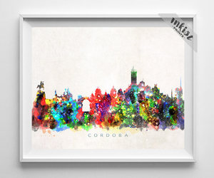 cityscape, etsy, and gifts image