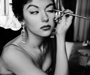 rita moreno, 50s, and vintage image