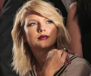 bangs, blue eyes, and Taylor Swift image