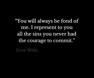 dorian gray, oscar wilde, and quote image