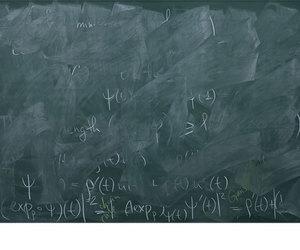 tiza, colegio, and matematicas image