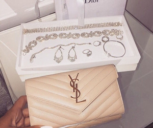 luxury, YSL, and dior image