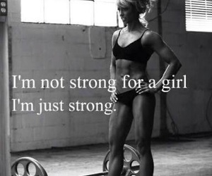 strong, motivation, and fitness image