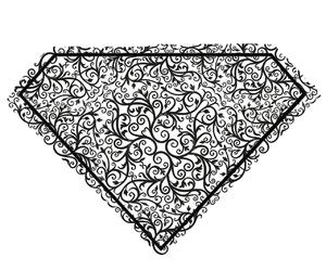 beautiful, design, and diamond image