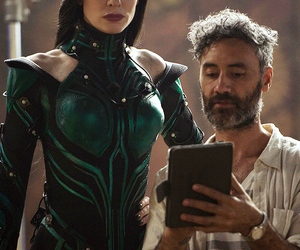 cate blanchett, hela, and beauty image