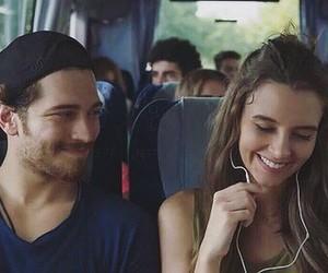 couple, cagatay ulusoy, and delibal image