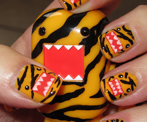 domo and tiger image