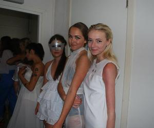 fashionshow and models image