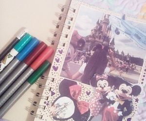 disney, disneyland, and dreams image