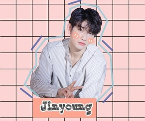 JR, wallpapers, and jinyoung image