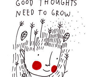 art, quotes, and thoughts image