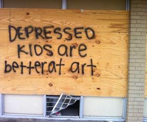 art, depressed, and grunge image