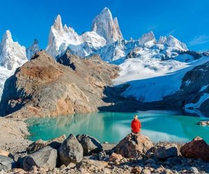 chile, photo, and torres del paine image