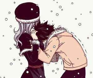 fairy tail, gruvia, and gray image