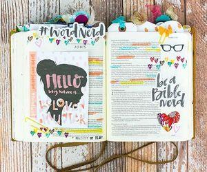 art, faith, and bible image