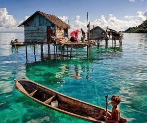 beautiful, indonesia, and travel image