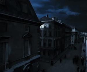 dark, goth, and london image