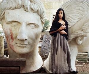 actress, art, and italian image