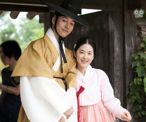 kdrama, park hye soo, and yang se jong image
