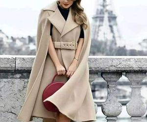 fashion, beautiful, and paris image