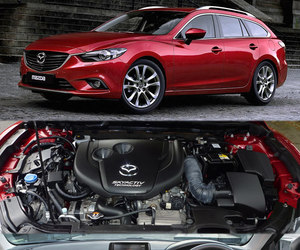 Mazda, euro ncap, and mazda 6 estate image