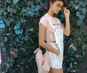 girl, outfit, and kelsey calemine image