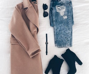 autumn, fashion, and outfit image
