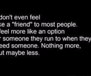 fake friends and friendless image