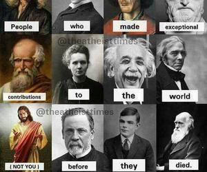 art, atheism, and atheist image