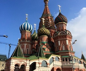 moscow, russia, and kreml image